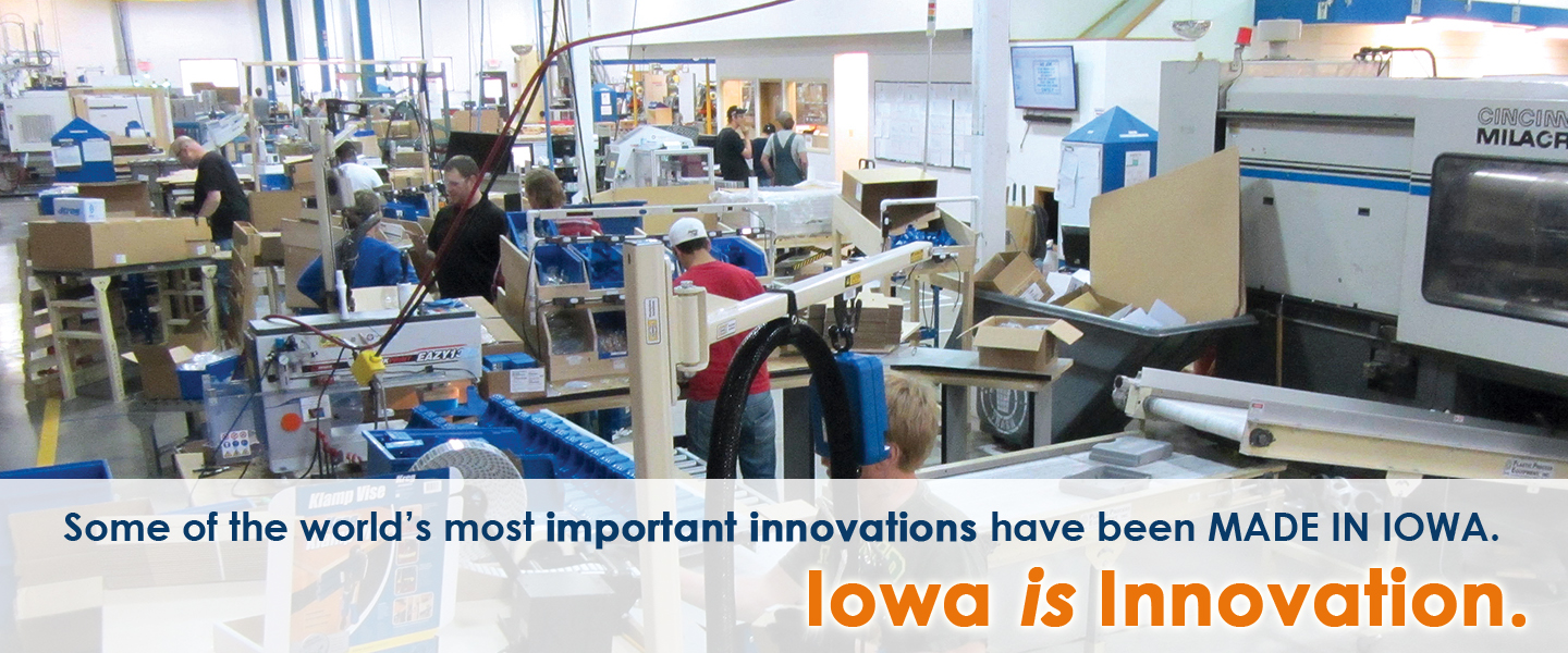 Made in Iowa image