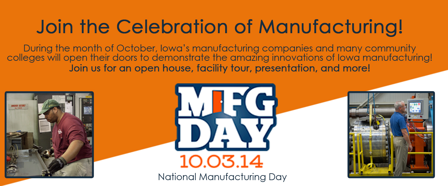 Manufacturing Day 2014 image
